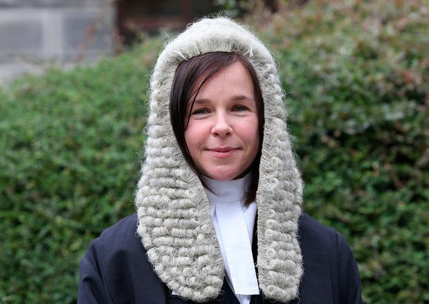 Senior counsel Tara Burns