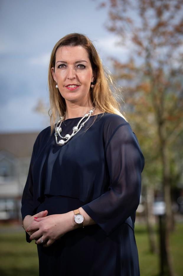 Vicky Phelan, who will receive an honorary doctorate from the University of Limerick. Picture: Fergal Phillips