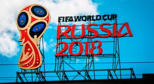 The Kremlin is using sweeping security measures to drown out dissent during the World Cup, which starts next week. Photo: Getty Images