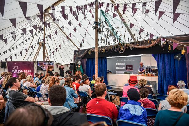 Electric Picnic Theatre of Food