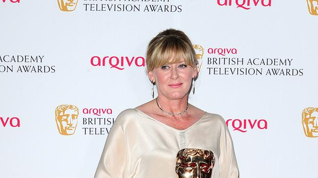 Sarah Lancashire will star in a new BBC drama series with Richard Gere. (Ian West/PA)