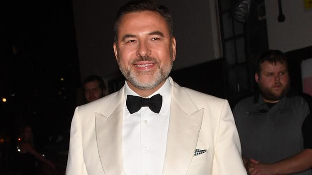 David Walliams has shared photos with Dame Barbara Windsor. (Stefan Rousseau/PA)
