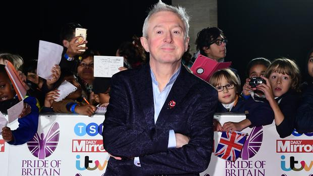 Louis Walsh is leaving The X Factor. (Ian West/PA)