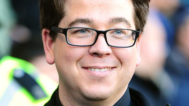 Michael McIntyre had been waiting in his vehicle to collect his sons in Golders Green in north London when he was attacked (Adam Davy/EMPICS Sport)