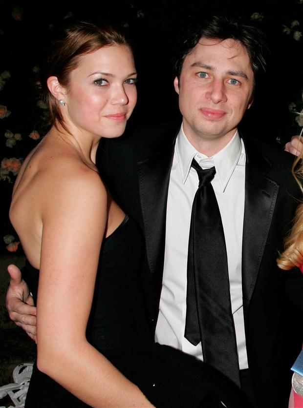 mandy moore husband