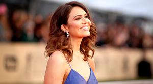 Mandy Moore attends the 24th Annual Screen Actors Guild Awards at The Shrine Auditorium on January 21, 2018 in Los Angeles, California. 27522_010 (Photo by Christopher Polk/Getty Images for Turner)
