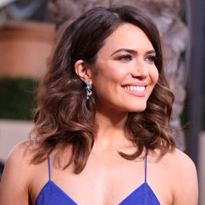 Singer Mandy Moore arrives for the 24th Annual Screen Actors Guild Awards at the Shrine Exposition Center on January 21, 2018, in Los Angeles, California. / AFP PHOTO / Kelly Nyland