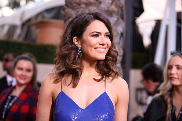 Mandy Moore Wedding.This Is Us Star Mandy Moore Ties The Knot With Taylor