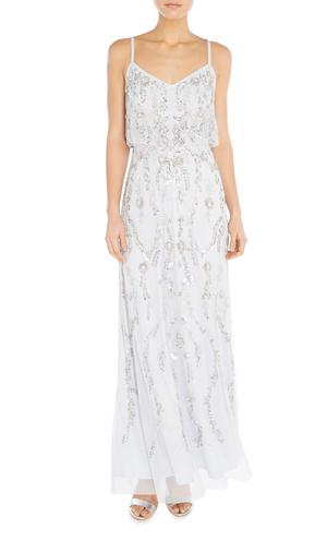 Beaded and embellished dresses from House of Fraser