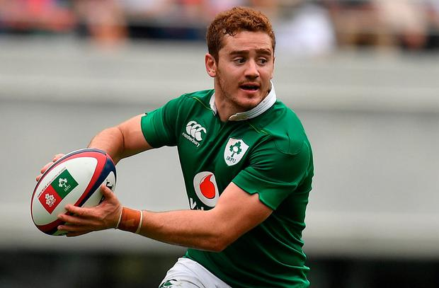 Paddy Jackson has signed for newly-promoted Top 14 side Perpignan. Photo: Brendan Moran/Sportsfile
