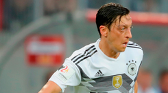 Germamy's Mesut Oezil will be a key man for his country on the quest for World Cup glory. Photo: Getty Images