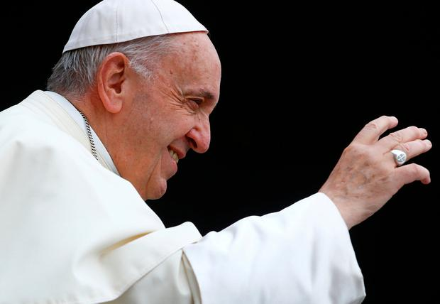 IRISH VISIT: Pope Francis. Picture: REUTERS/Stefano Rellandini/File Photo
