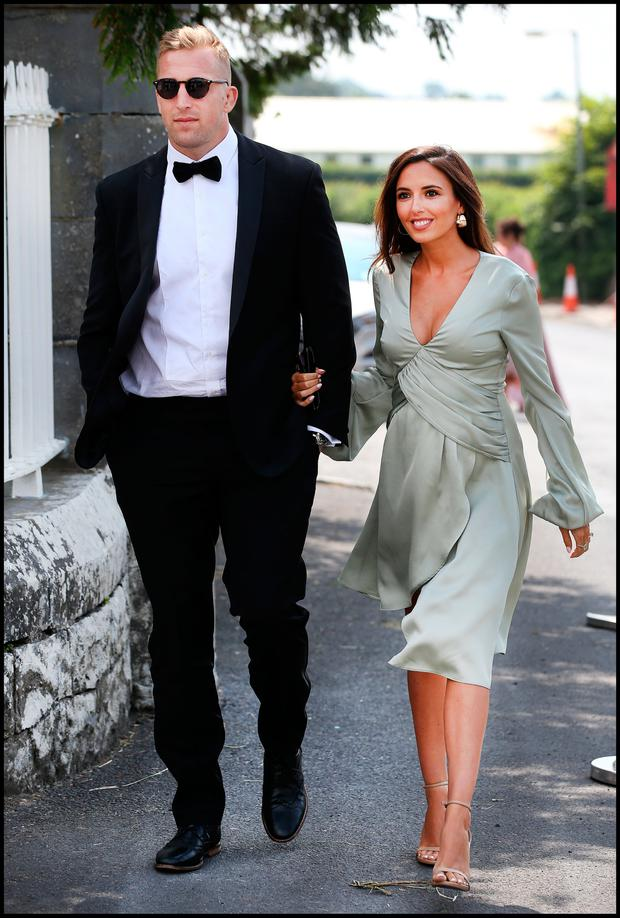 Dominic Day and Nadia Forde