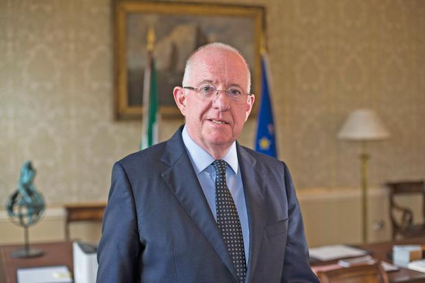 Justice Minister Charlie Flanagan. Picture: Mark Condren