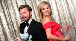 Dowling presents: Brian will be joined by old pal Pippa O'Connor as he welcomes 100 guests to his 40th party
