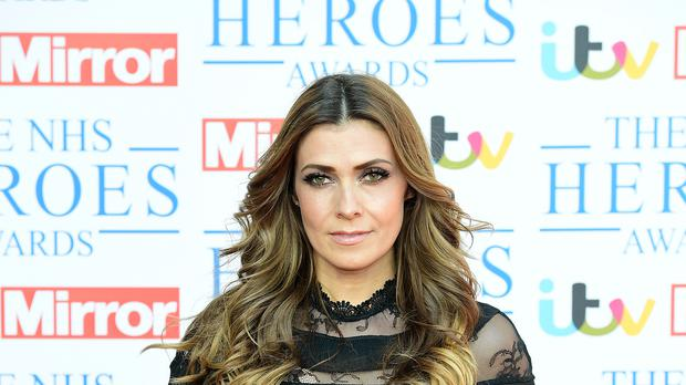 Kym Marsh has said sexist behaviour of photographers needs to stop (Ian West/PA)