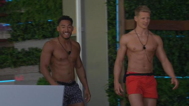 Josh and Charlie have arrived to ruffle a few feathers in the Love Island house