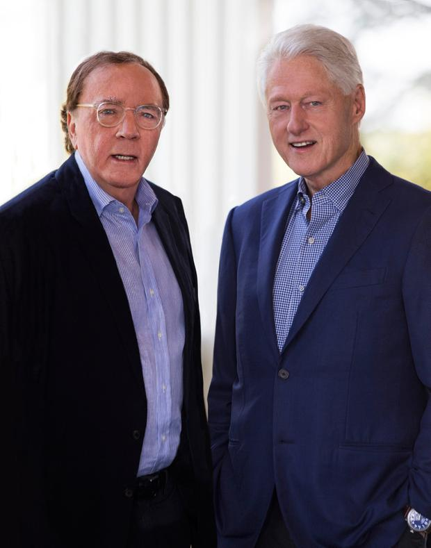 Write of reply: Bill Clinton and James Patterson