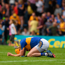 10 June 2018; Seamus Callanan of Tipperary afterthe Munster GAA Hurling Senior Championship Round 4 match between Tipperary and Clare at Semple Stadium in Thurles, Tipperary. Photo by Ray McManus/Sportsfile