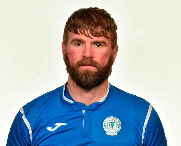 Paddy McCourt. Photo: Oliver McVeigh/Sportsfile