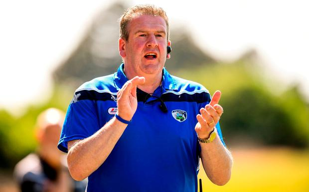 Eamonn Kelly has resigned his post as Laois senior hurling manager following a disappointing Joe McDonagh campaign. Photo: Stephen McCarthy/Sportsfile