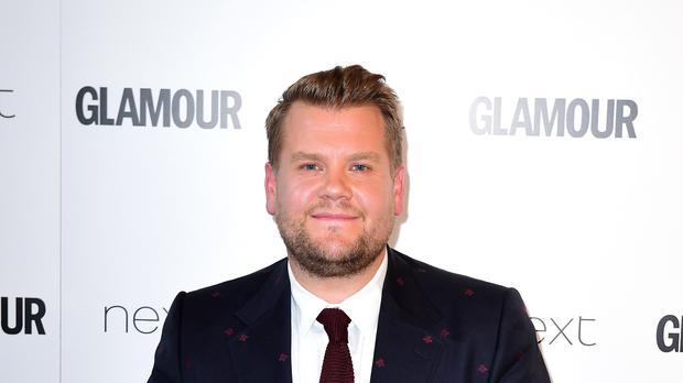 James Corden says he has given up eating meat (Ian West/PA)