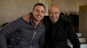 Tommy Bowe and Paul McGrath on Tommy Bowe - The End Game, RTE One