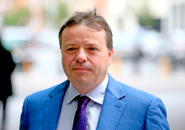 Arron Banks Picture: PA