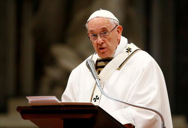 Pope Francis will not be coming to Northern Ireland