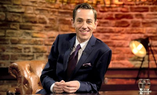 Ryan Tubridy. Photo: Andres Poveda Photography