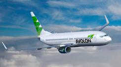 Moody's said Avolon's access to capital remains sensitive to developments at its parent company, HNA Group