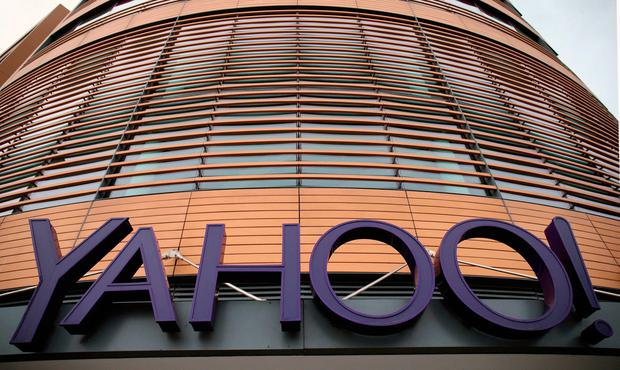 Yahoo has been fined £250,000 over a cyber-attack that may have breached more than eight million accounts in the UK, the Information Commissioner's Office (ICO) has announced. Photo: PA