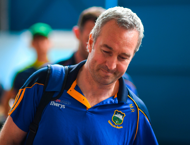 Despite his deep disappointment Tipperary boss Michael Ryan found no fault with anybody, unlike Andy McEntee after Meath's defeat to Tyrone. Photo: Sportsfile