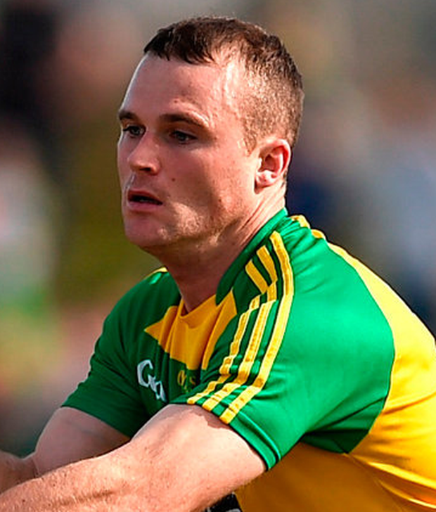 Donegal's Neil McGee. Photo: Sportsfile