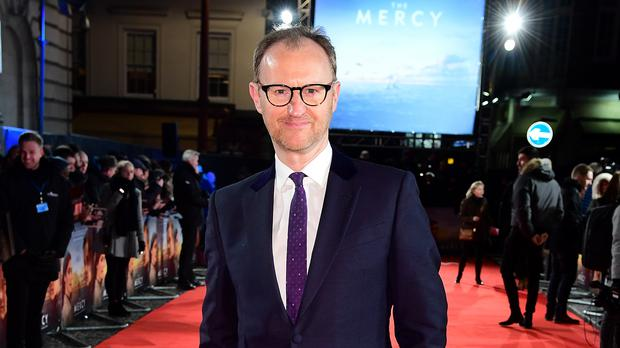 Mark Gatiss (Ian West/PA)
