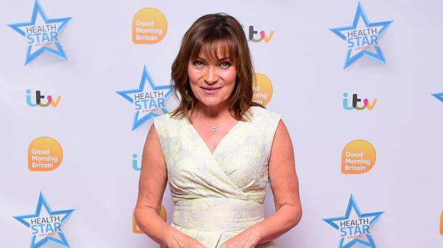 Lorraine Kelly is backing Iceland in the World Cup (Ian West/PA)