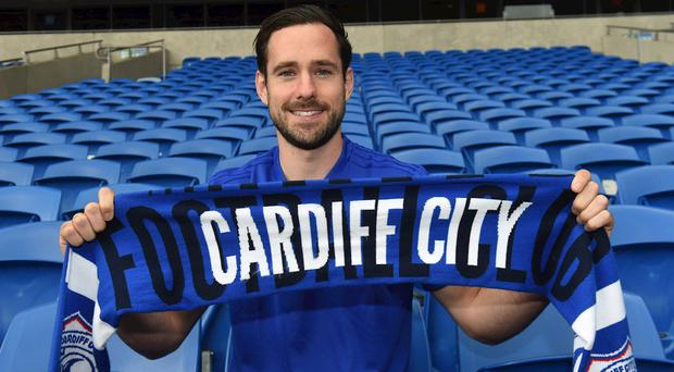 Ireland's Greg Cunningham secures move to Premier League newcomers Cardiff