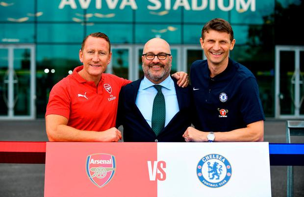 Arsenal v Chelsea International_Champions_Cup 2018