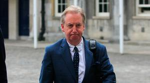 Paul Williams at the Disclosures Tribunal in Dublin CastleDublin. Photo: Gareth Chaney Collins