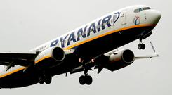 Ryanair said the new base at Southend should not be seen as a vote of confidence in the future of UK aviation. Stock Image: PA