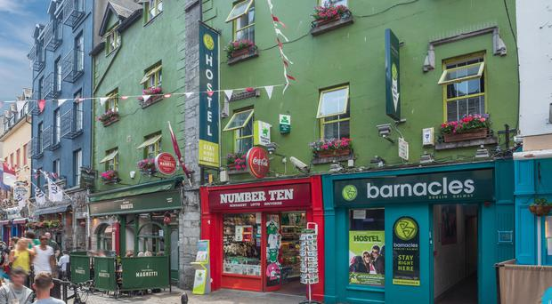 Dublin and Galway hostel portfolio guiding at €11m