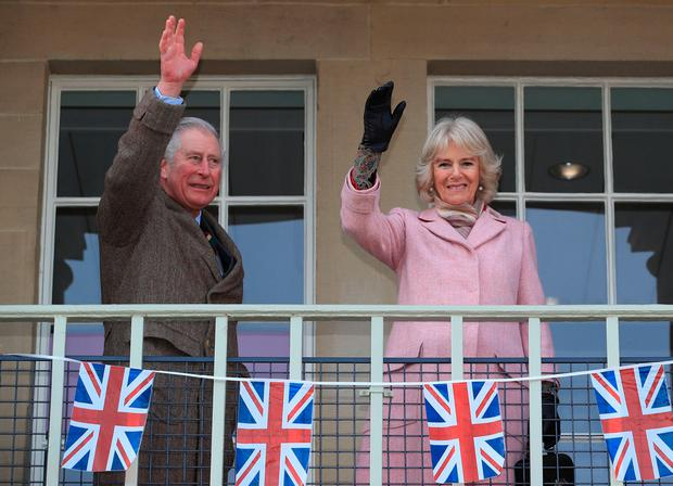 Prince Charles, Prince of Wales and Camilla, Duchess of Cornwall. Photo: Getty Images