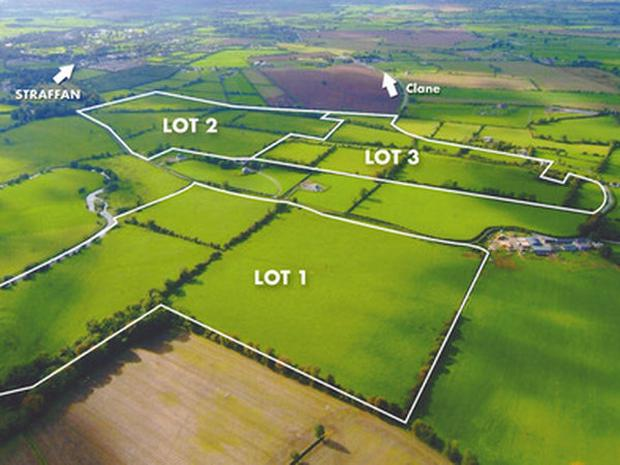 Farming property in the area has been making strong prices in recent times.