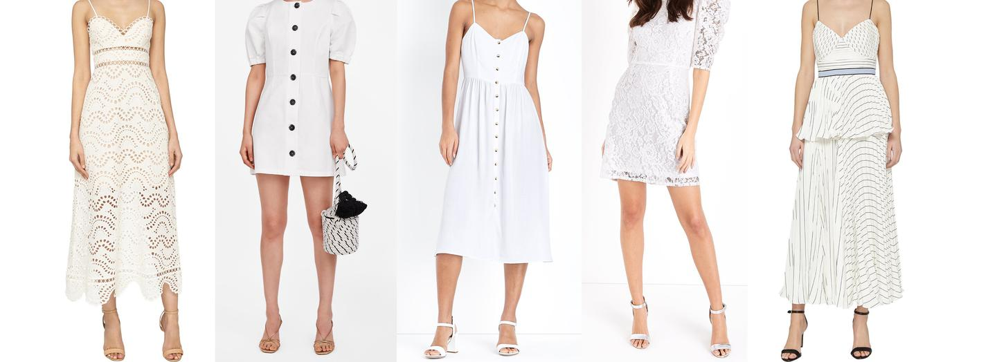 Second Day Style: 26 Perfect 'day-after' Dresses For The