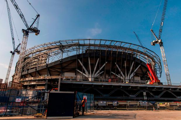 Spurs to host Liverpool in first match at their new stadium as they start Premier League season at Wembley