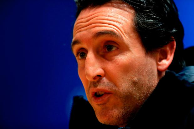 The early schedule does not get any easier for Emery, who replaced Arsene Wenger after the Frenchman's 22-year reign ended last month. Photo credit: John Walton/PA Wire