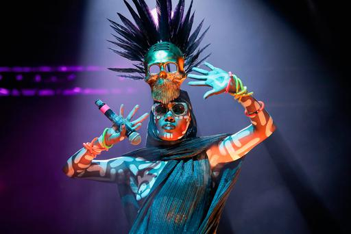 Grace Jones will play Trinity