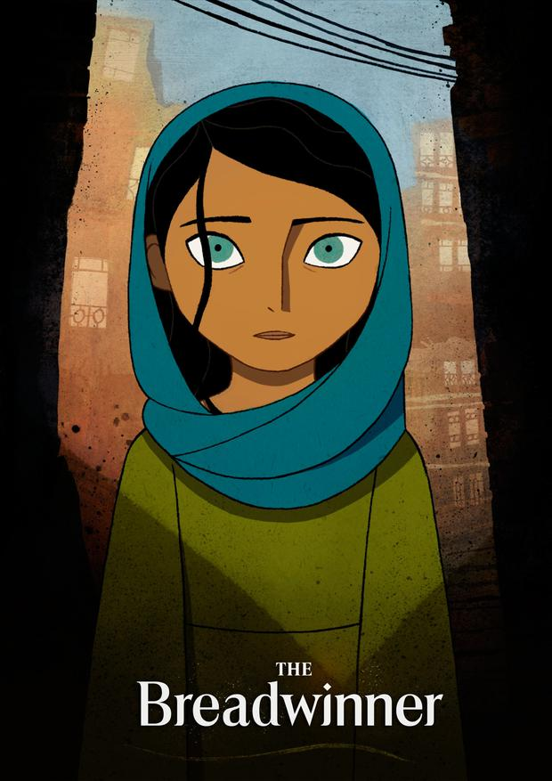 'The Breadwinner' was nominated for an Oscar
