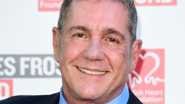 File photo dated 18/07/16 of Dale Winton attending the Frost Summer Party Fundraiser in London. The presenter has died at the age of 62, his agent has said (Ian West/PA Images)