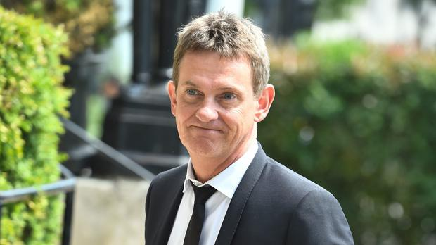 Matthew Wright hosted his last show on Thursday (Kirsty O'Connor/PA)